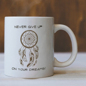 Cana Cu Mesaj - Never Give Up In Your Dreams