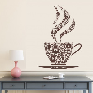 Coffee colaj - coffee time