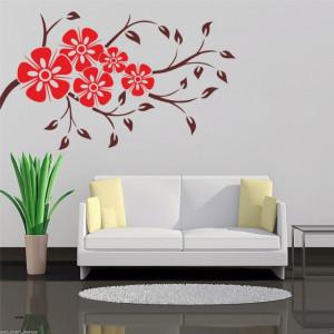 Creanga cu flori