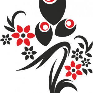 Decor floral 03