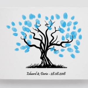 Finger print tree mol
