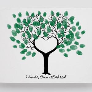 Finger print tree royal