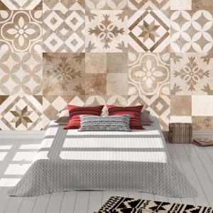 Foto Tapet Different Tiles