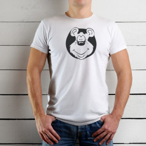 Imprimeu tricou CUTE BEAR