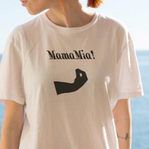 Imprimeu tricou MAMA MIA