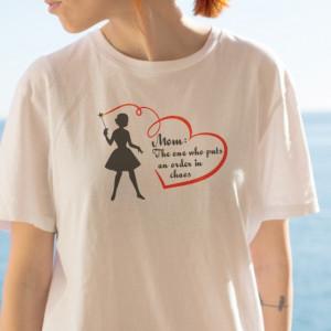 Imprimeu tricou MAMICA ZANA