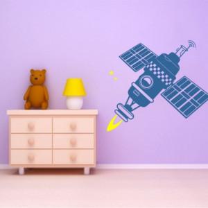 Satelit (in doua culori)