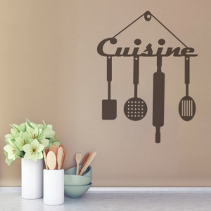 Sticker De Perete Cuisine
