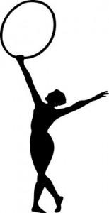 Sticker De Perete Gimnastica 2