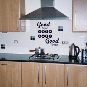 Sticker De Perete Good Food