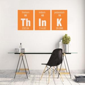 Sticker De Perete Th In K