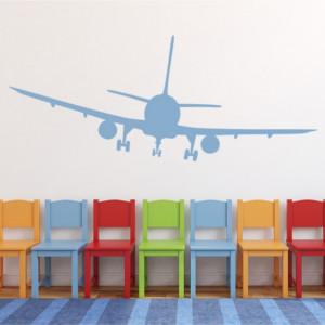 Sticker Passenger Plane Aeroplanes