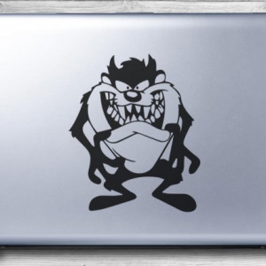 Sticker pentru Laptop - Tazz