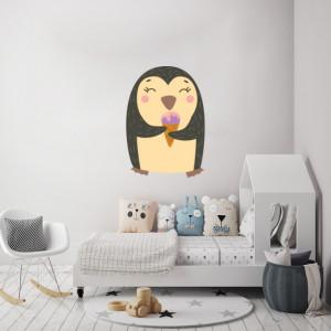 Sticker Pinguin stilizat