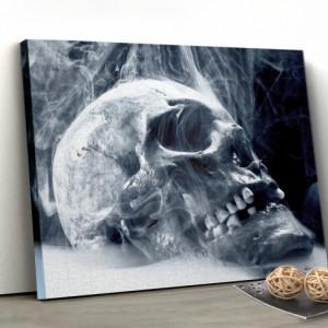 Tablou canvas - Craniu