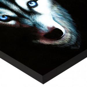 Tablou Canvas Efect Pictura Husky