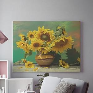 Tablou Canvas Floarea-soarelui