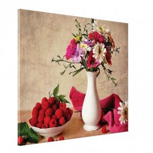 Tablou canvas - flori 02