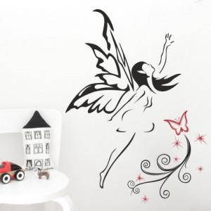 Zana cu fluture