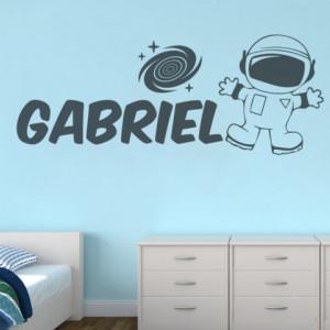 Sticker cu nume - Gabriel