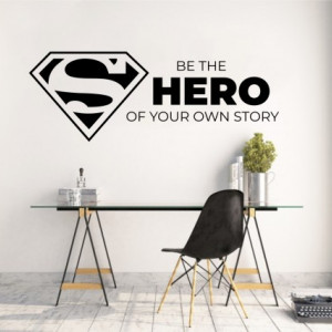 Be the hero