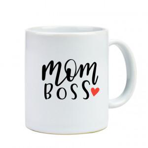 Cana cu Mesaj Mom Boss