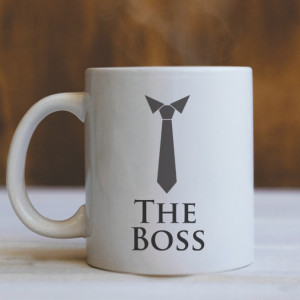 Cana Cu Mesaj - The Boss