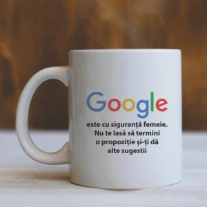 CANA Google este femeie
