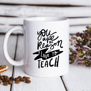 CANA You are the reason i love to teach