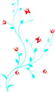 Floare decor
