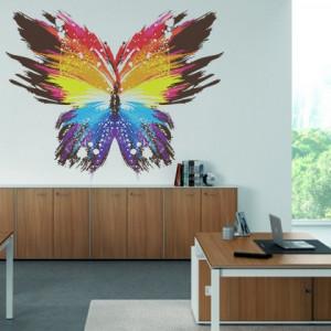 Fluturele Colorat