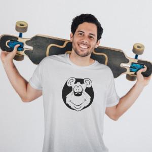 Imprimeu Tricou Cute Bear