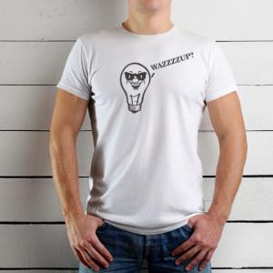 Imprimeu tricou WAZZUP