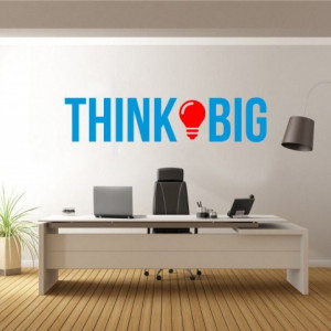 Litere Think Big