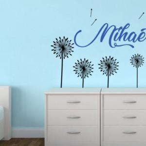 Sticker cu nume - Mihaela 2