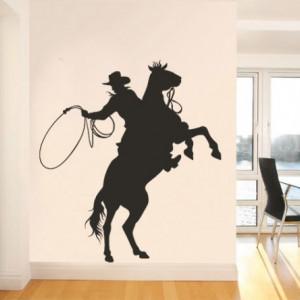 Sticker De Perete Cowboy 2