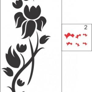Sticker De Perete Decor Modern