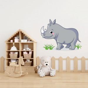 Sticker Rhino