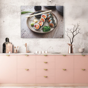 Tablou Bucatarie - Sushi Time