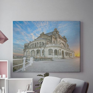 Tablou Canvas Cazinoul din Constanta