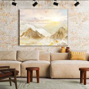 Tablou Canvas Inaltimi Aurii
