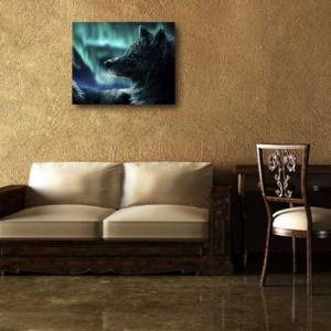 Tablou canvas - lup 2