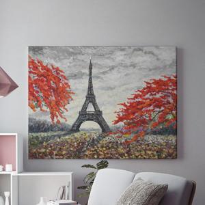 Tablou Canvas Parisul toamna