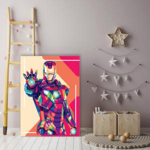Tablou copii - Iron Man