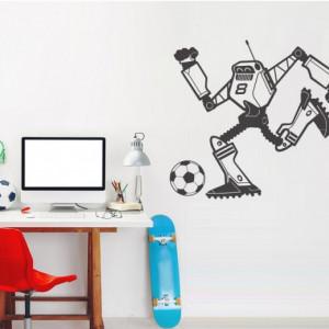 Robot fotbalist 1