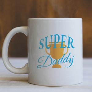 Cana Cu Mesaj - Super Daddy Trophy