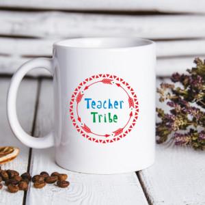 Cana cu Mesaj Teacher Tribe