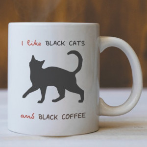 CANA I like black cats