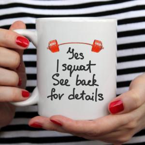 CANA Yes i squat se back for details