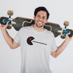 Imprimeu tricou PACMAN (EL)